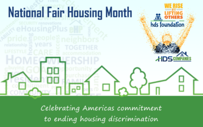 National Fair Housing Month Awareness